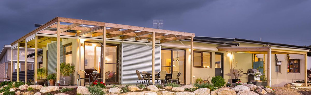 Energy Efficient home built by bailey homes