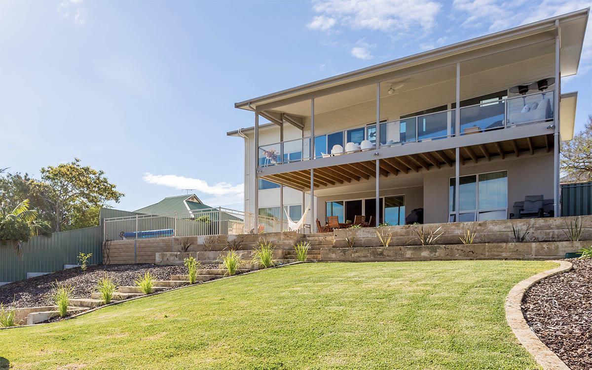 Custom Home, New Home, Family Home, Design, Builders, Two Storey, Port Noarlunga, Fleurieu, Glass Balustrades