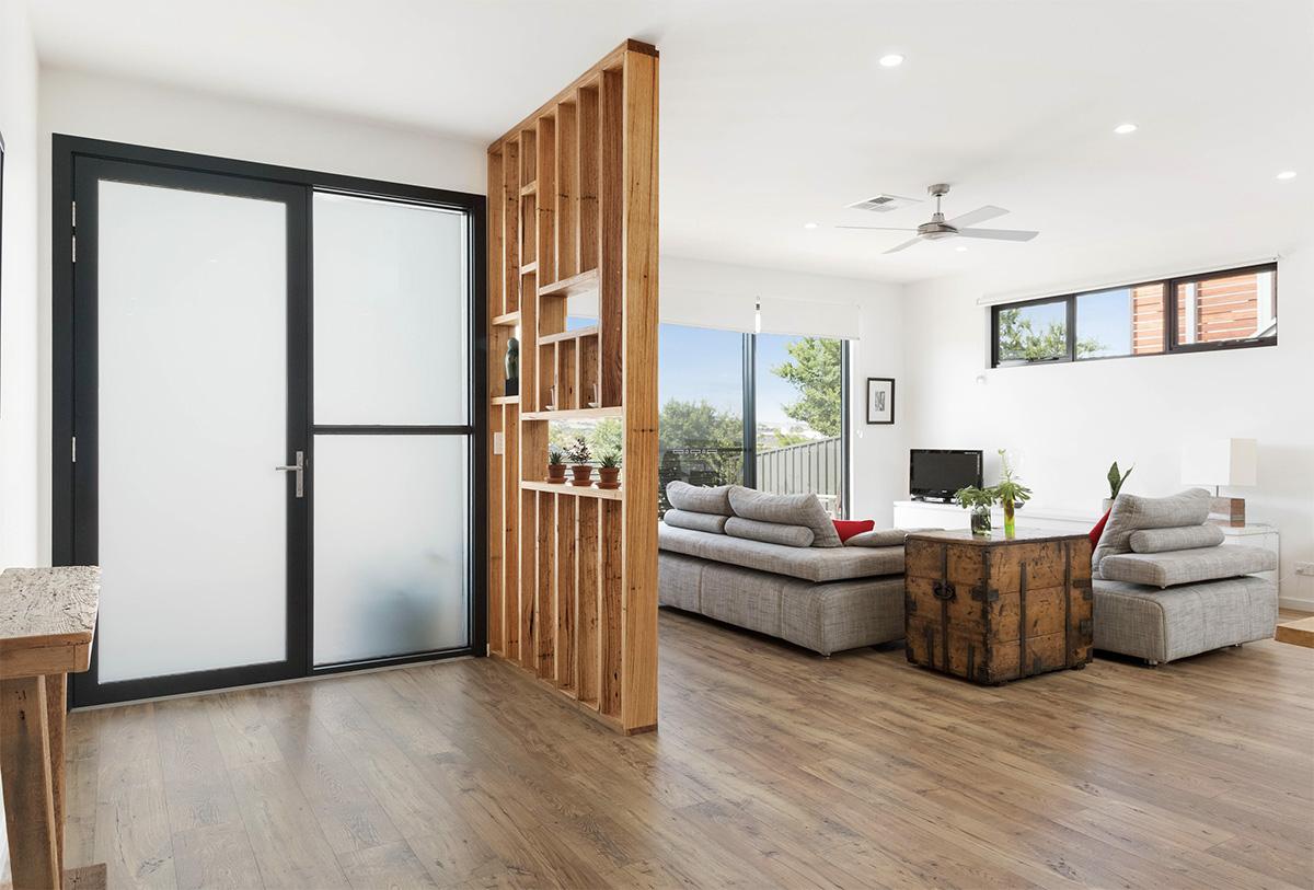 Custom Home, New Home, Family Home, Design, Builders, Single Storey, Port Elliot, Fleurieu, Feature Wall