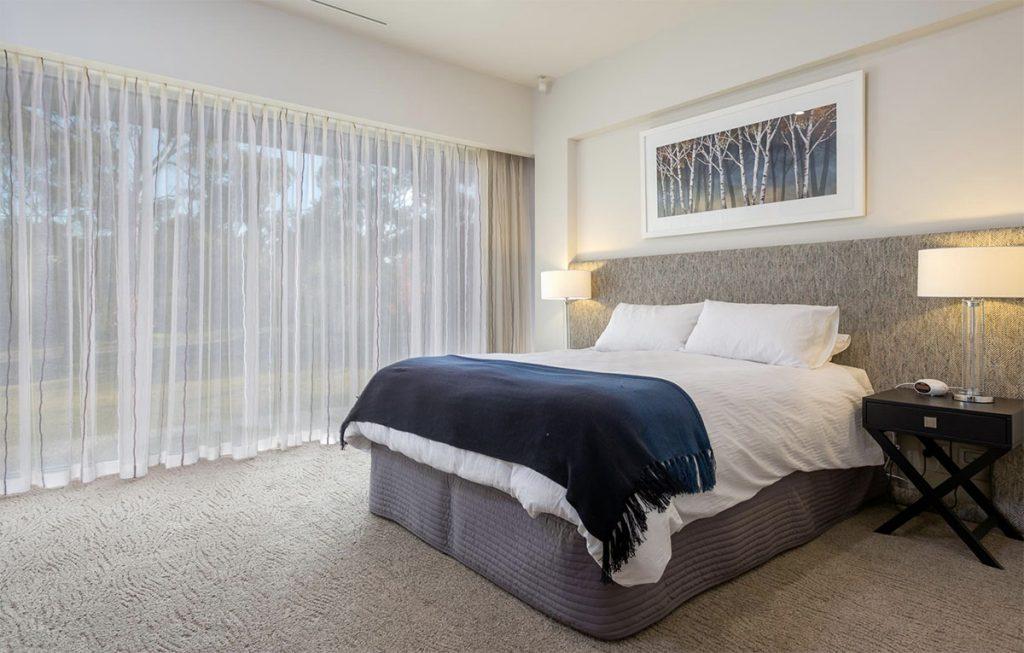 Custom Home, New Home, Family Home, Design, Builder, Single Storey, Blackwood, Adelaide Hills, Luxury bedroom, Large Windows