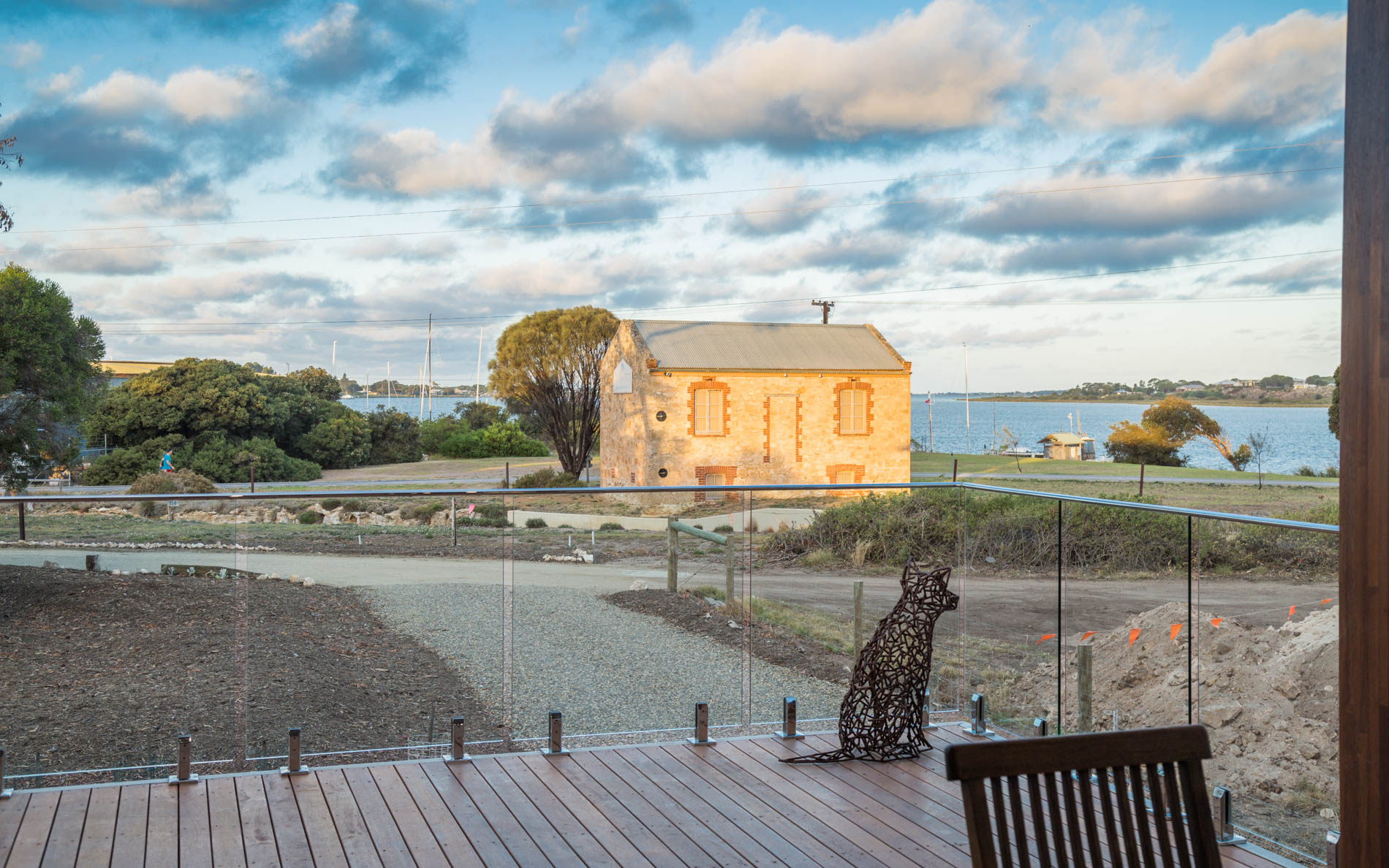 New Home, Custom Home, Family Home, Design, Builders, Award Winning, Single Storey, Goolwa, Fleurieu, Ocean Views, Decking, Balustrades
