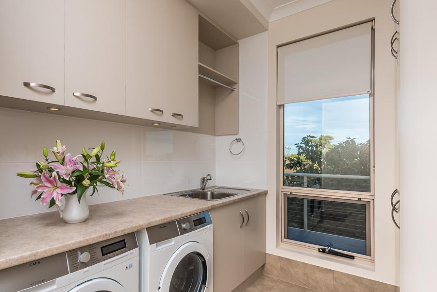 Custom Home, New Home, Single Storey Home, Builders, Design, Victor Harbor, Fleurieu, Laundry