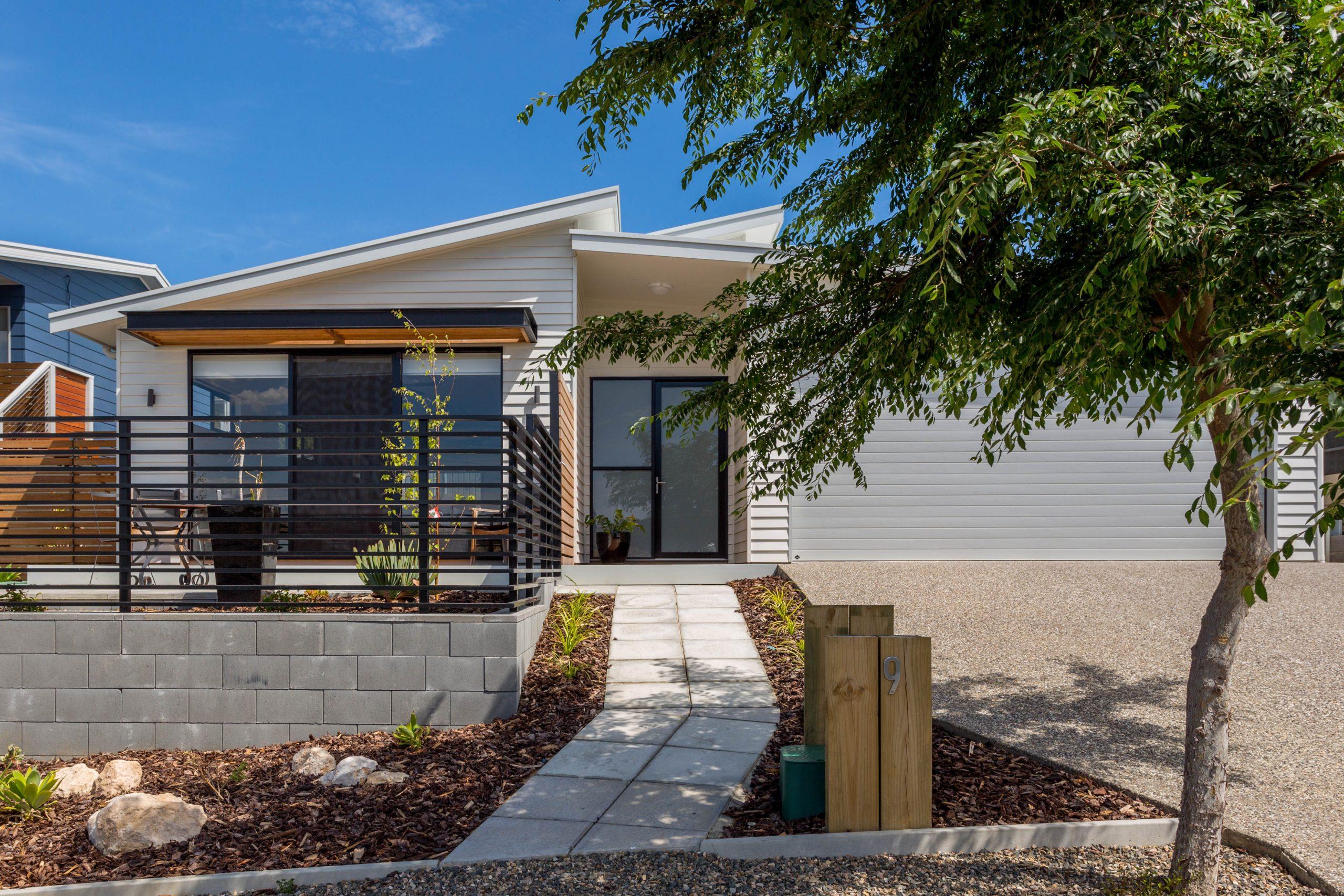 Custom Home, New Home, Single Storey Home, Builders, Design, Port Elliot, Fleurieu, Front View