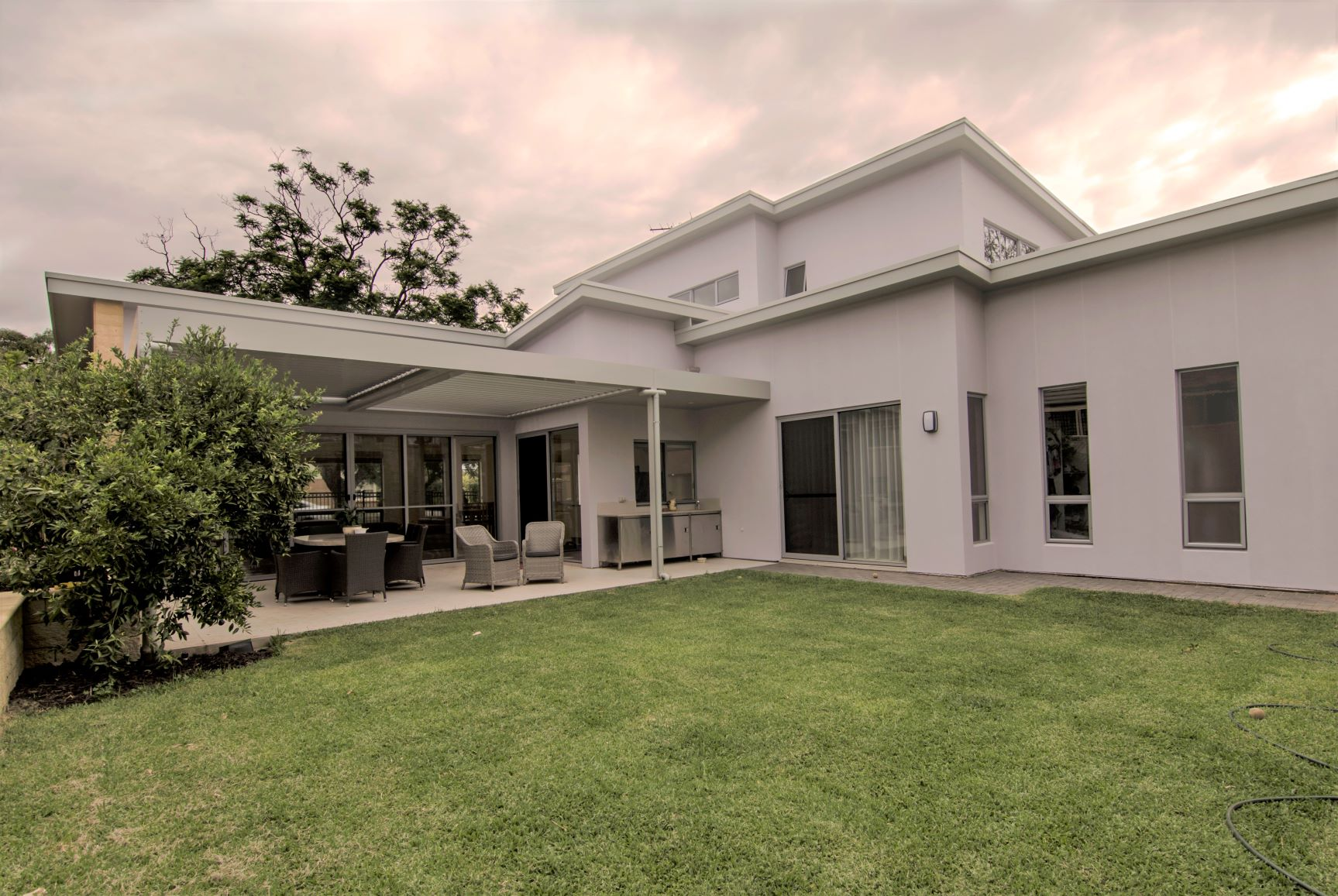 Custom Home, New Home, Family Home, Builders, Design, Tusmore, Adelaide, Two Storey, Outdoor Area
